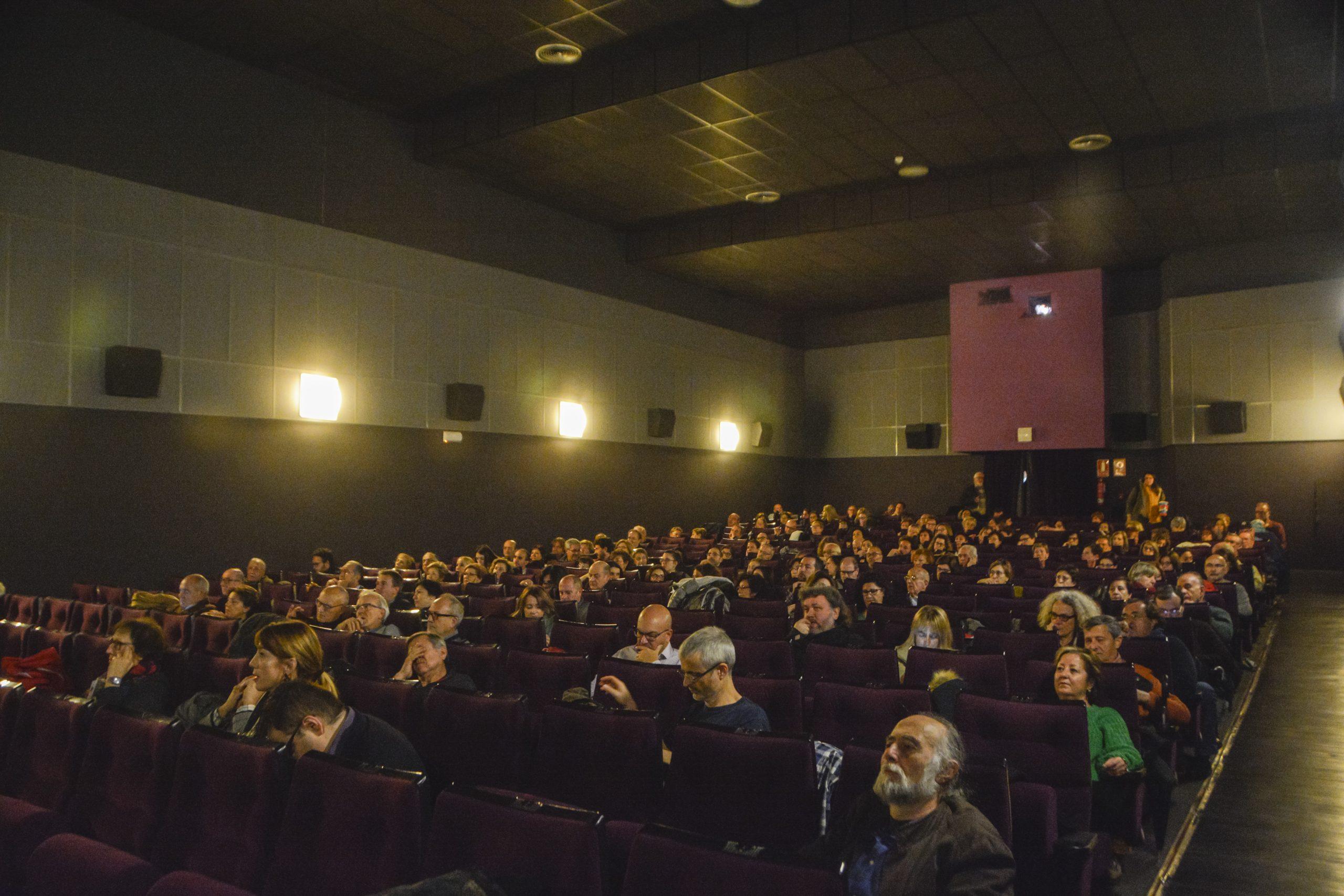 El público llenó las salas durante la Semana de Cine de Cuenca